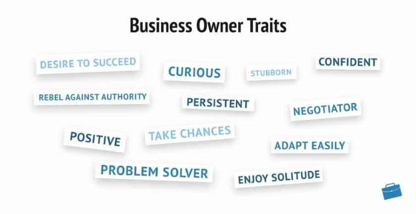 Business Owner Traits