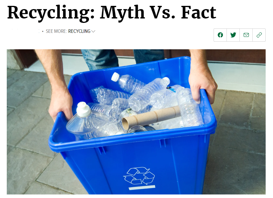 Myth vs. Fact blog post