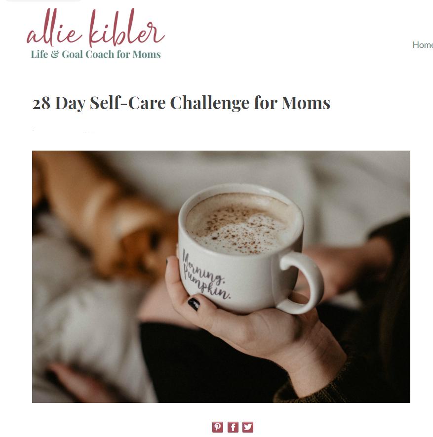 Start a Challenge post