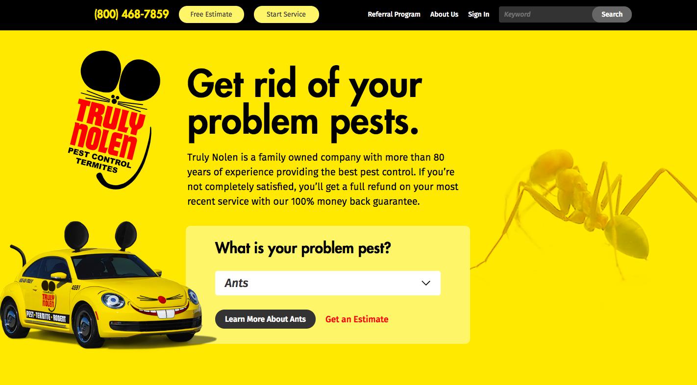Truly Nolen Pest Control - slider1