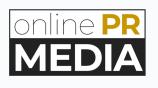 OnlinePRNews Logo