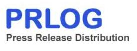 PRLog logo