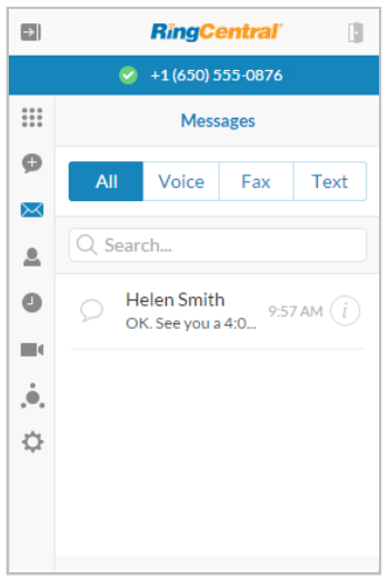 RingCentral Contact