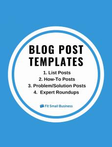 FSB blog post templates