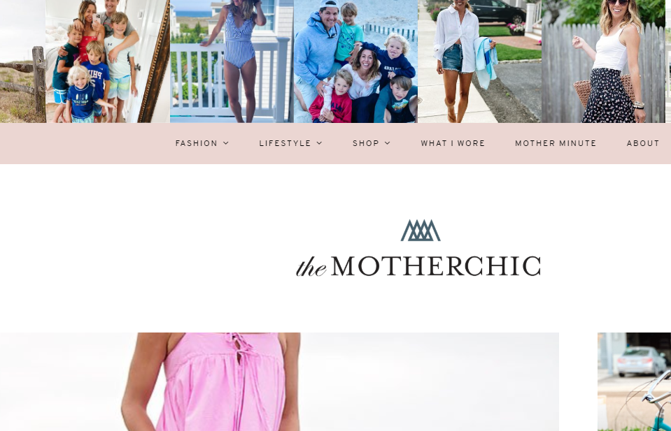 MotherChic lifestyle blog