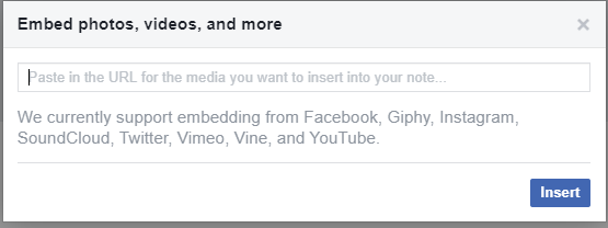 Formatting Facebook Notes (2)