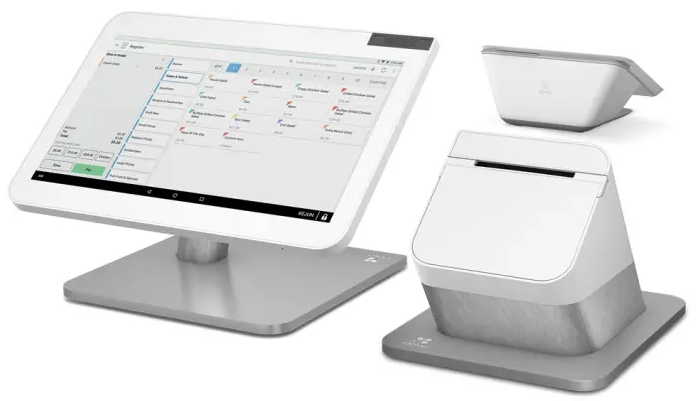Clover POS in Tablet