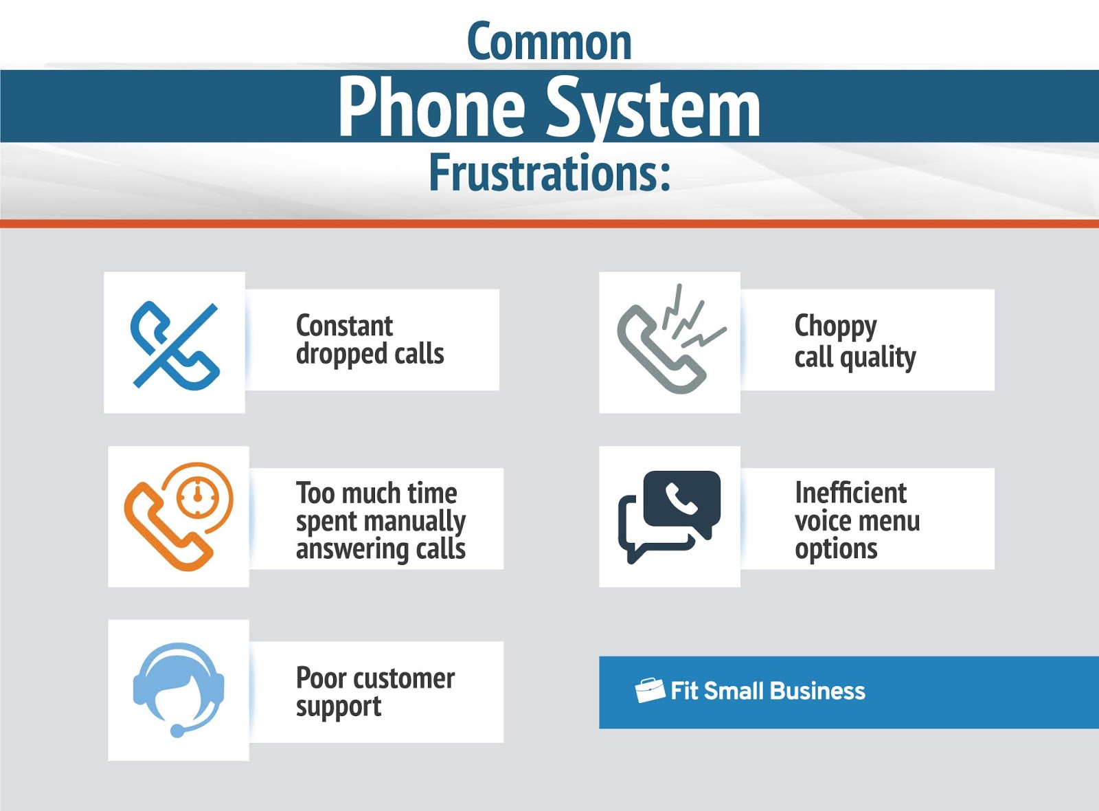 Common Phone System Frustrations