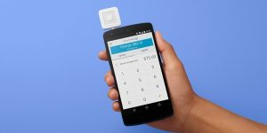 Square is a mobile payment