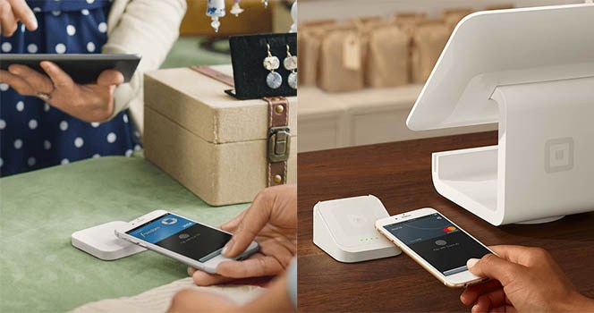 Square NFC Readers