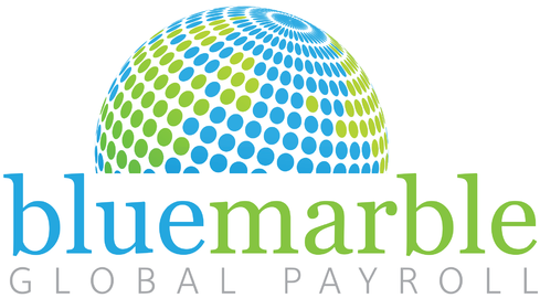 bluemarble global payroll logo