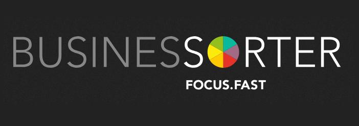 business sorter logo
