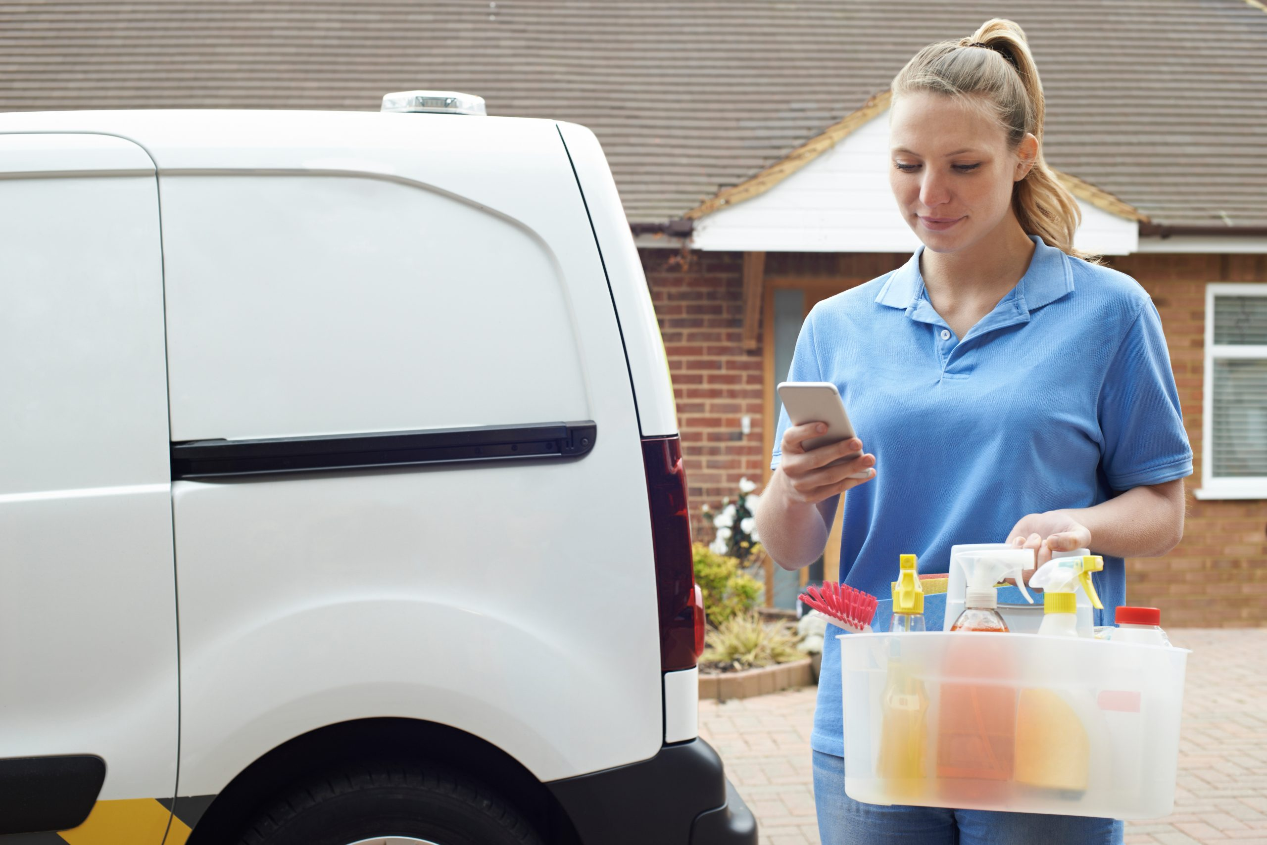 7. Market Your Cleaning Business