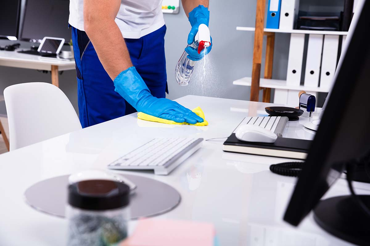 1. Choose Your Type of Cleaning Business