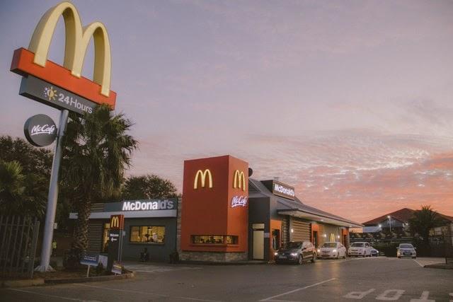 mcdonalds restaurant franchise