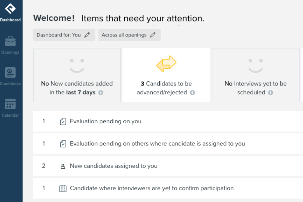 Recruiterbox applicant tracking