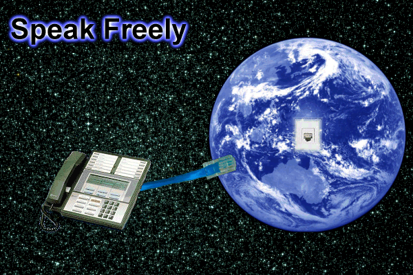 Speak Freely was the first commercially available VoIP systems on the market