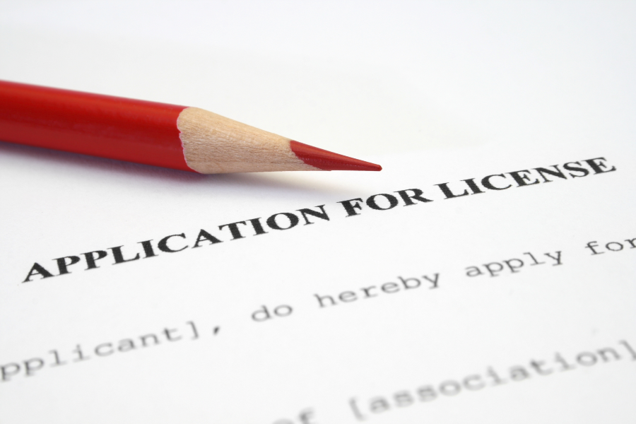 5. Submit Your Real Estate License Application