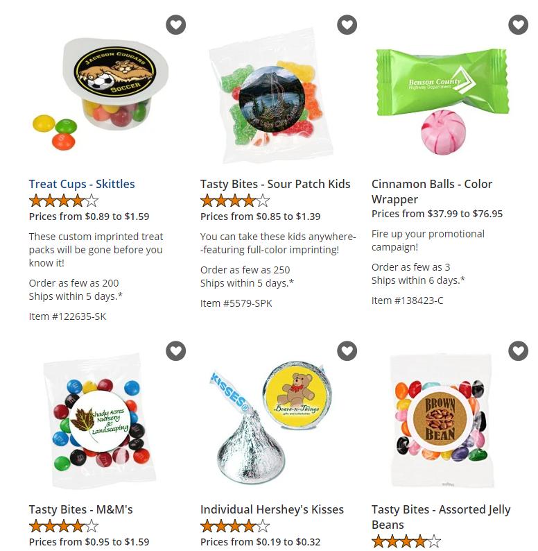 Branded candies online shop