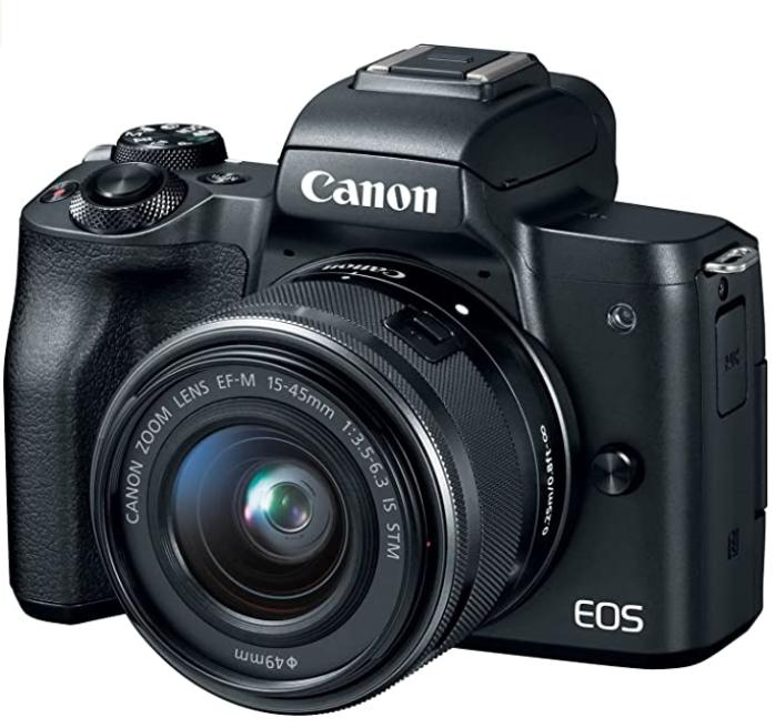 Canon M50 Camera