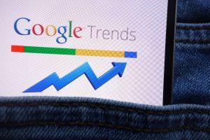 Google Trend logo