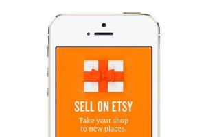 Mobile Etsy App for sellers