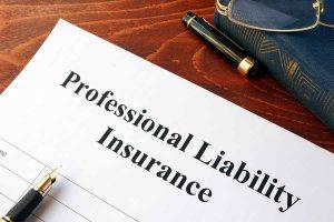 Professional Liability Insurance Sheet