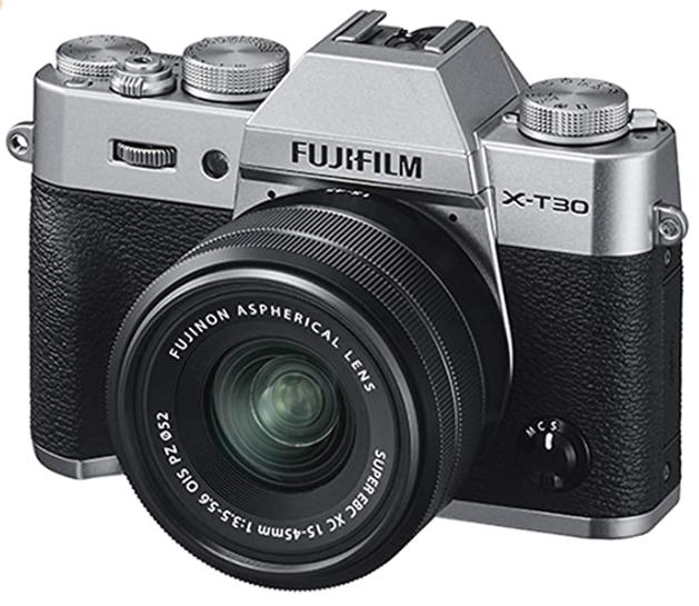 Fuji T30 Camera