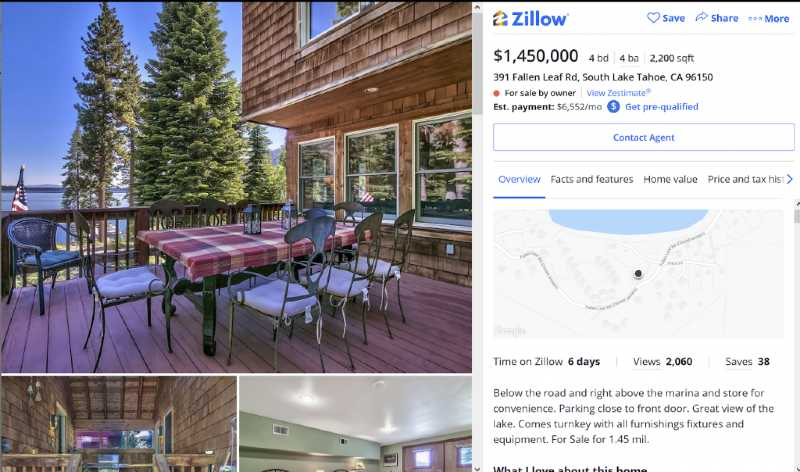 Zillow - Table and Chairs