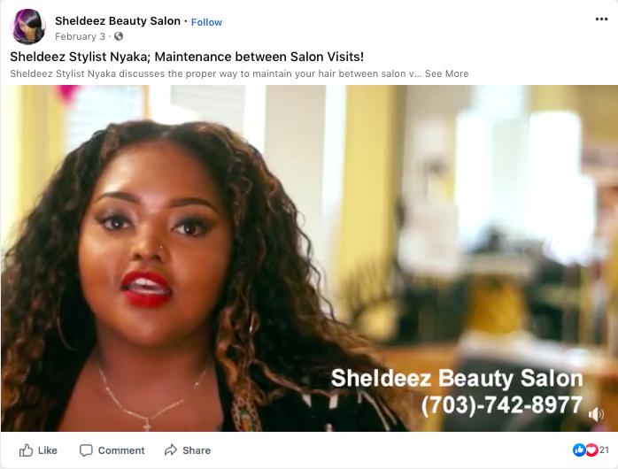 Tips on Hair Maintenance from Sheldeez Beuaty Salon