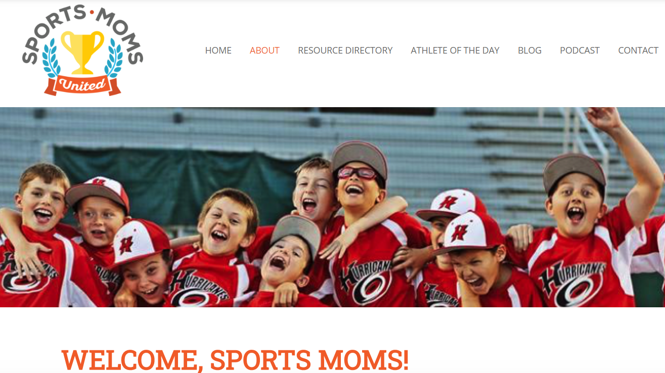 Sports Moms United blog