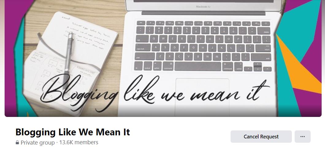Blogging Like We Mean It