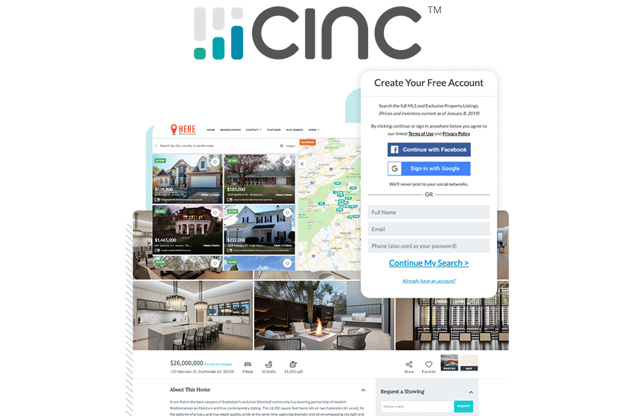 cinc homepage