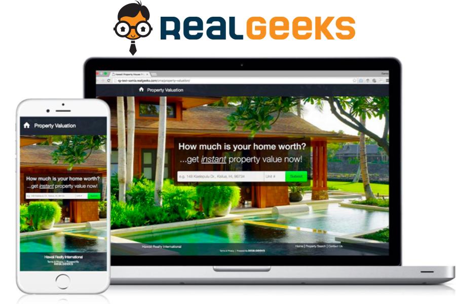 realgeek homepage