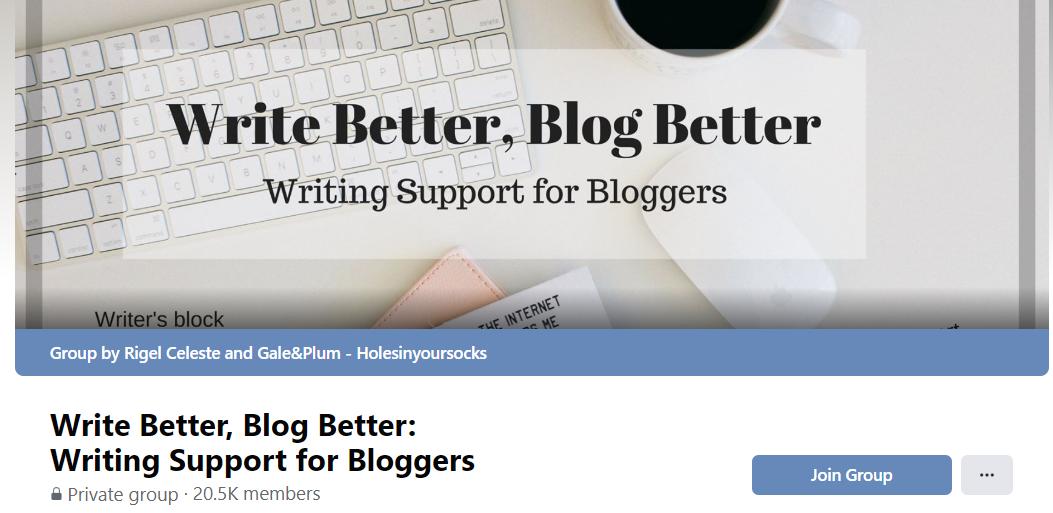 Write Better, Blog Better