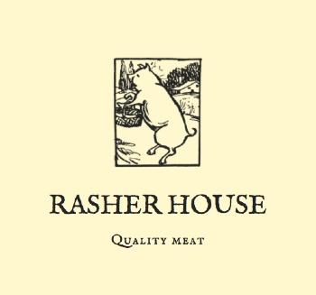 Canva Logo Design Template - Rasher House