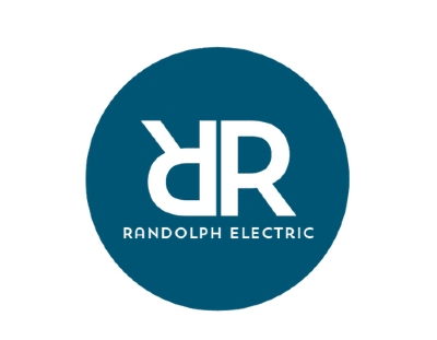 Business Logo Design From TailorBrands - Randolph Electric