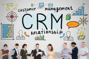 Team planning CRM strategies
