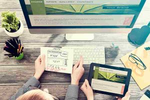 Planning and building small business website