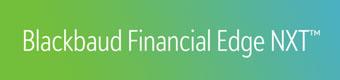 Blackbaud Financial Edge NXT