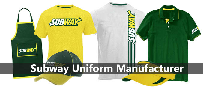 Subway Uniform