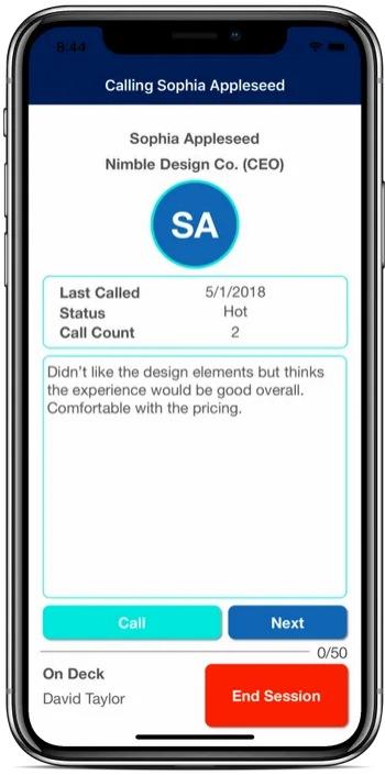 SwiftCall Dialer App