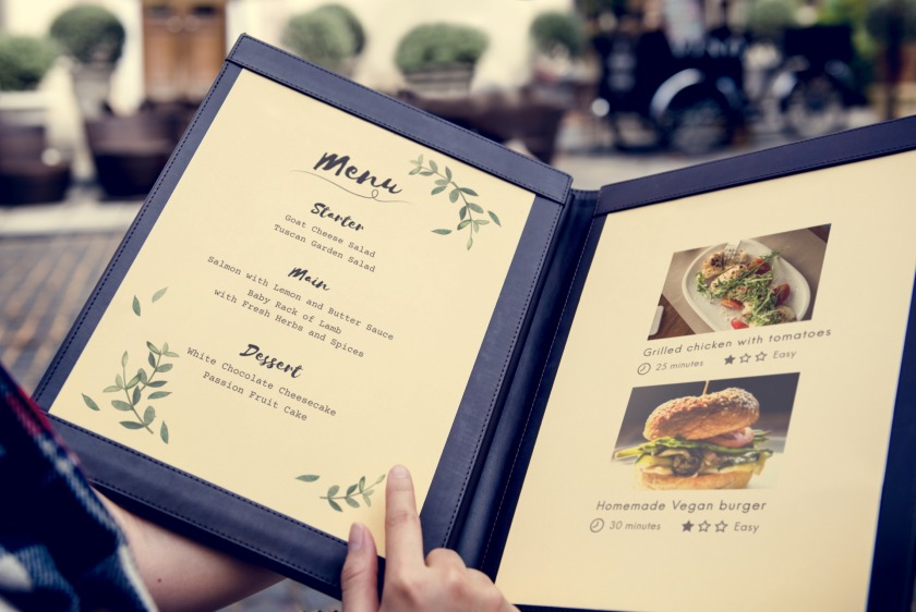 4. Create a Menu Plan for Your Restaurant