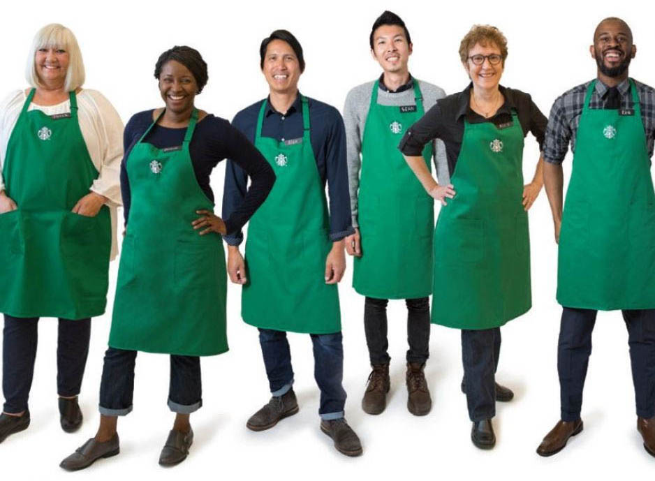 Cafe and Coffee Shop Uniforms