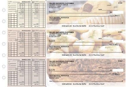 Bakery Payroll Checks