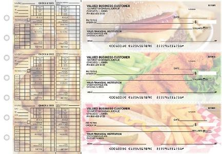 Restaurant Payroll Checks