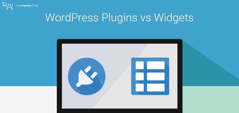 WordPress Plugins vs Widgets