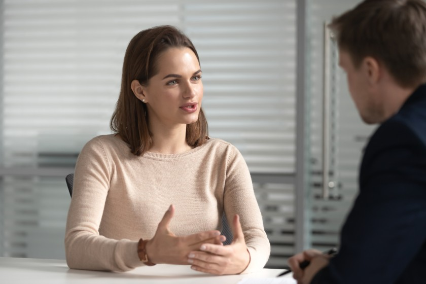 6. Take Turns Asking Interview Questions