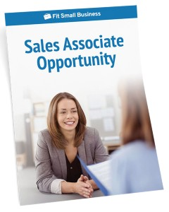 Download Sales Associate Opportunity