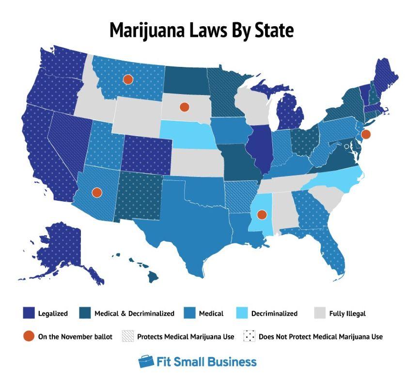 Legalized Marijuana Creates Insurance Questions